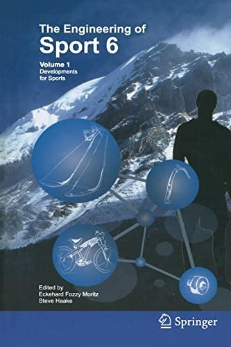 Engineering of Sport 6 By Eckehard Moritz