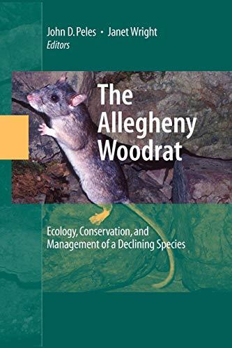 The Allegheny Woodrat By John Peles
