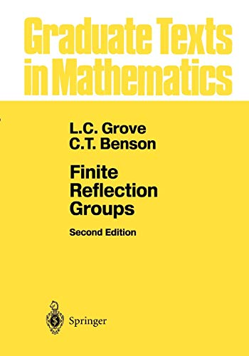 Finite Reflection Groups By L.C. Grove