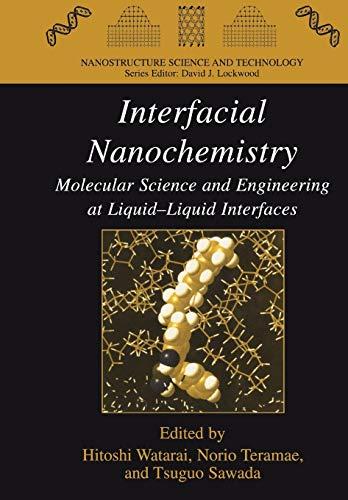 Interfacial Nanochemistry By Hitoshi Watarai