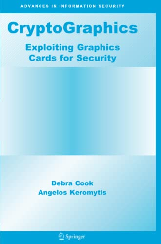 CryptoGraphics By Debra Cook