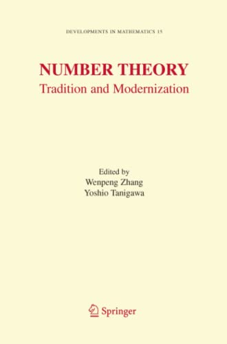 Number Theory By Wenpeng Zhang