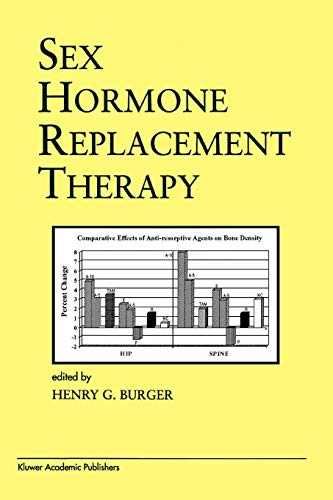 Sex Hormone Replacement Therapy By Henry Burger