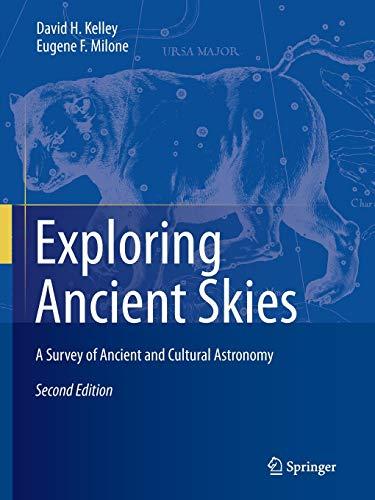 Exploring Ancient Skies By David H. Kelley