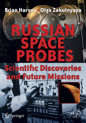 Russian Space Probes By Brian Harvey