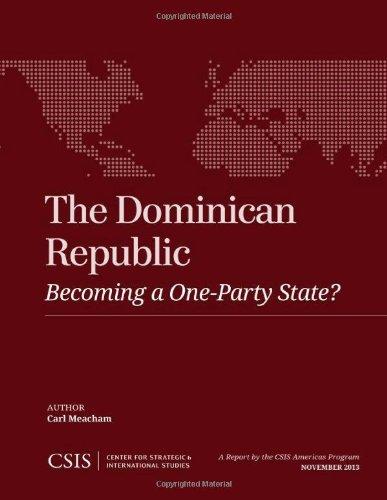The Dominican Republic By Carl Meacham