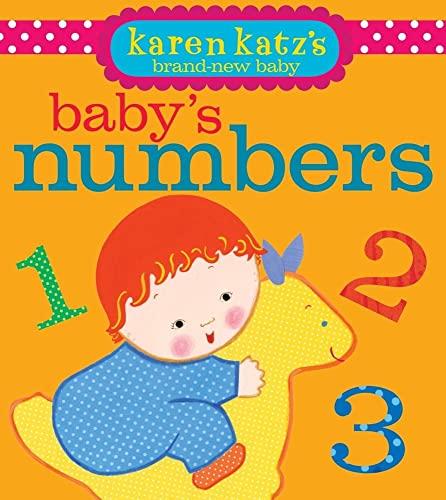 Baby's Numbers By Karen Katz