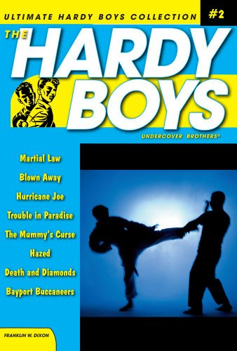 Ultimate Hardy Boys Collection Volume #2 (Hardy Boys) By Franklin W. Dixon