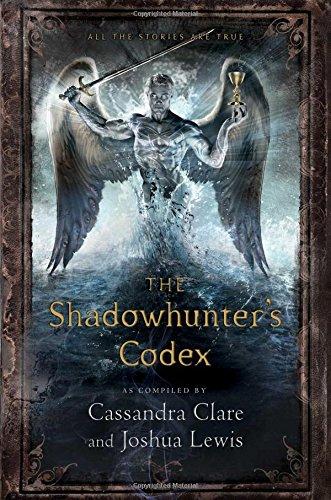 The Shadowhunter's Codex von Cassandra Clare