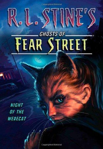 Night of the Werecat By Stine