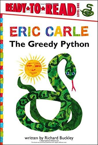 The Greedy Python By Dr Richard Buckley, MD