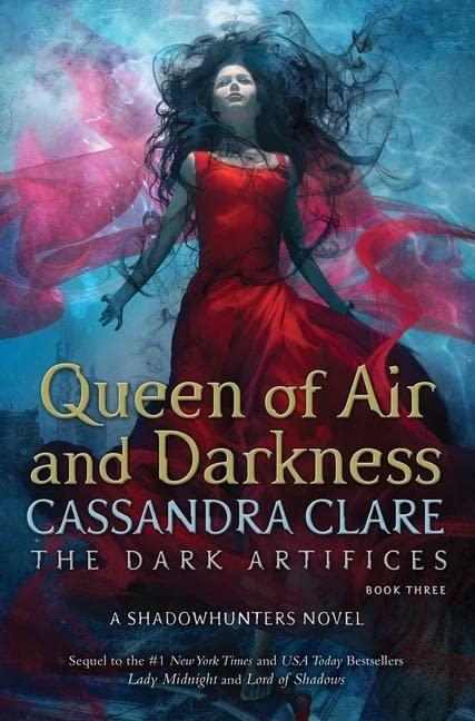 Queen of Air and Darkness, 3 von Simon & Schuster