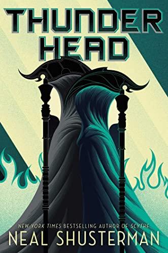 Thunderhead von Neal Shusterman