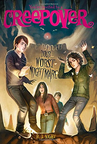 Your Worst Nightmare By P.j. Night