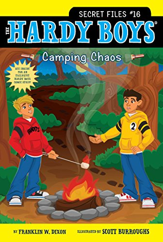 Camping Chaos By Franklin W. Dixon