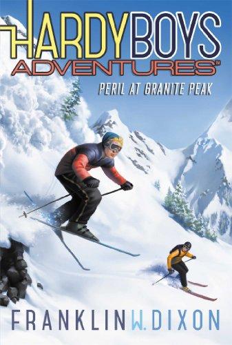 Peril at Granite Peak By Franklin W. Dixon