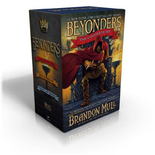 Beyonders: The Complete Set von Brandon Mull