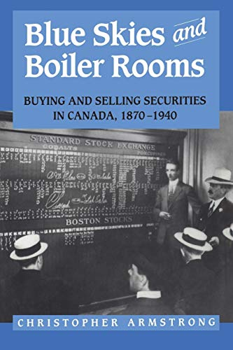 Blue Skies and Boiler Rooms By Chris Armstrong