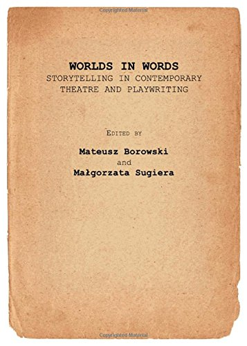 Worlds in Words By Mateusz Borowski