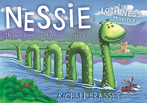Nessie the Loch Ness Monster by Richard Brassey