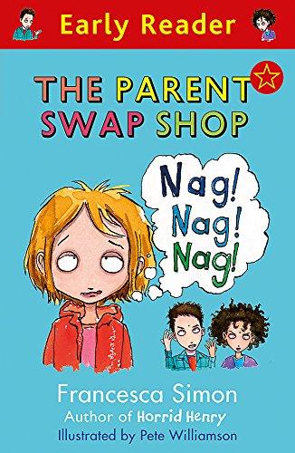 The Parent Swap Shop by Francesca Simon