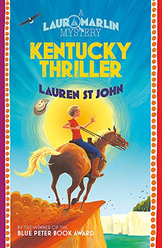 Kentucky Thriller by Lauren St. John