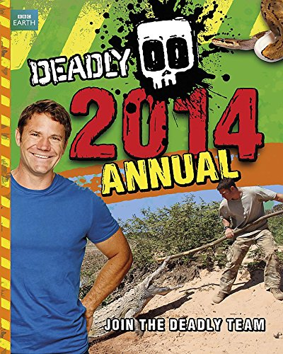 Deadly Annual: 2014 by Steve Backshall