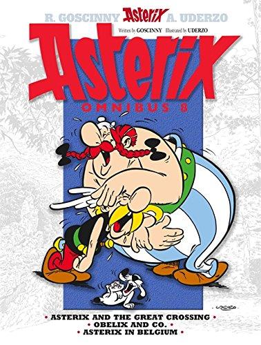 Asterix: Asterix Omnibus 8 von Rene Goscinny