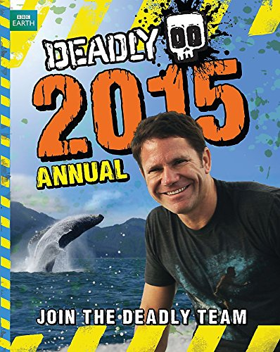 Deadly Annual: 2015 by Steve Backshall
