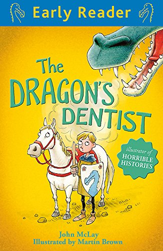 Early Reader: The Dragon's Dentist By Martin Brown