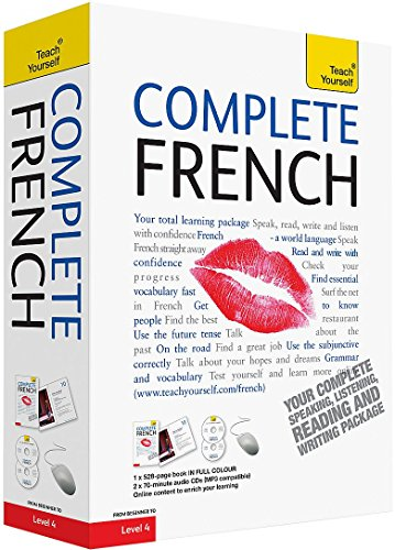 Complete French: Teach Yourself (Book/CD Pack) By Gaelle Graham