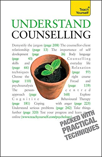 Understand Counselling: Teach Yourself By Aileen Milne