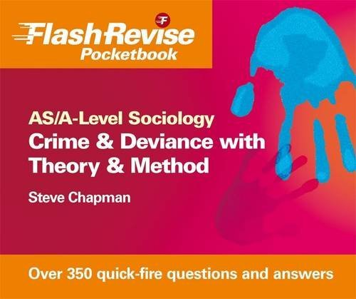 crime and deviance revision pack