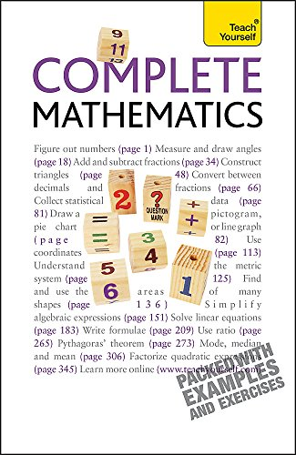 Complete Mathematics: Teach Yourself By Trevor Johnson