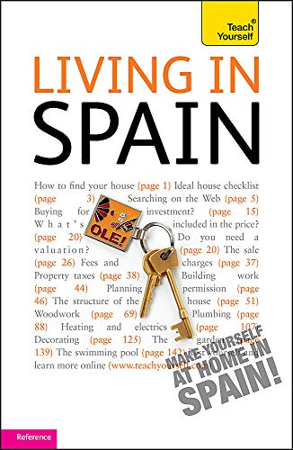 Living in Spain: Teach Yourself By Nat Macbride
