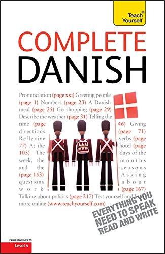 Complete Danish Beginner to Intermediate Course By Bente Elsworth