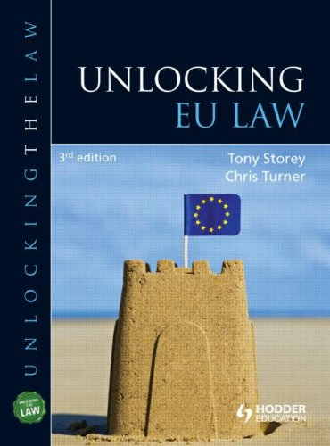 Unlocking-EU-Law-by-Turner-Chris-Paperback-Book-The-Cheap-Fast-Free-Post