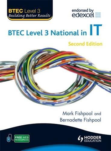 BTEC National for IT By Mark Fishpool