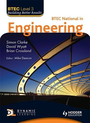 BTEC National Engineering By Mike Deacon