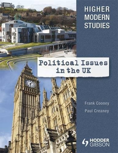 Political Issues in the UK by Frank Cooney