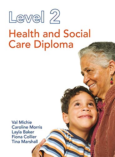 Level 2 Health And Social Care Diploma By Caroline Morris