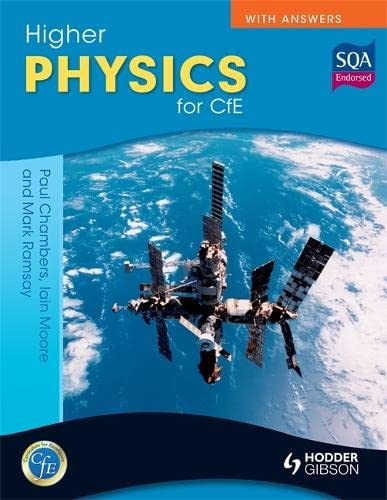 Higher Physics for CfE with Answers by Paul Chambers