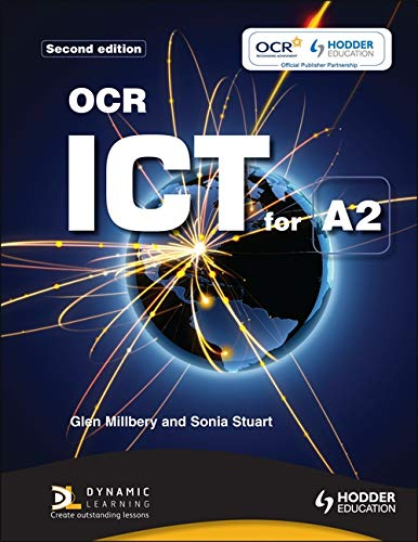 OCR ICT for A2 2nd edition By Sonia Stuart