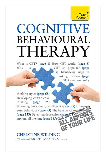 Cognitive Behavioural Therapy By Christine Wilding
