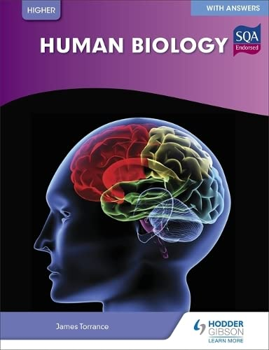 Higher Human Biology with Answers By Clare Marsh