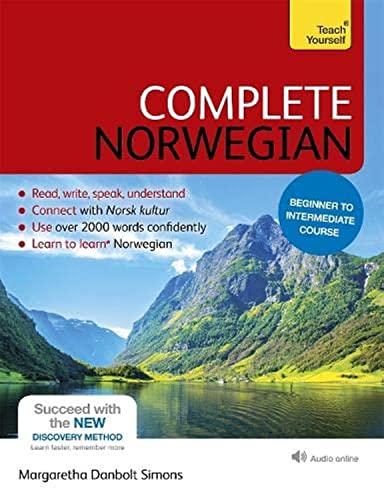Complete Norwegian Beginner to Intermediate Course By Margaretha Danbolt-Simons