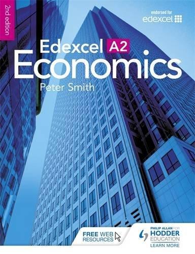 Edexcel A2 Economics By Peter Smith