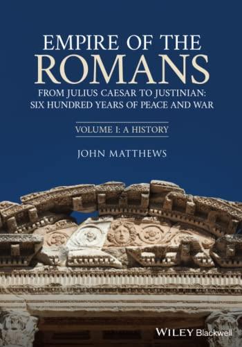 Empire of the Romans By John Matthews