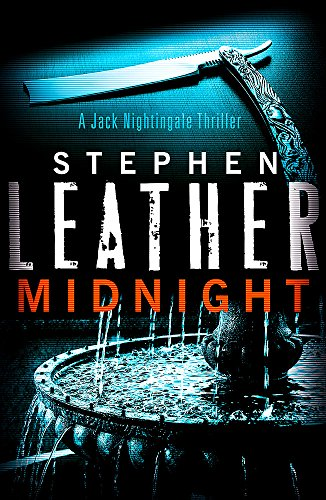 MIDNIGHT (The 2nd Jack Nightingale Supernatural Thriller) By Stephen Leather