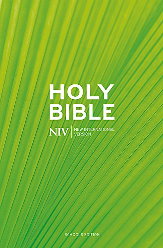 NIV Schools Bible by New International Version